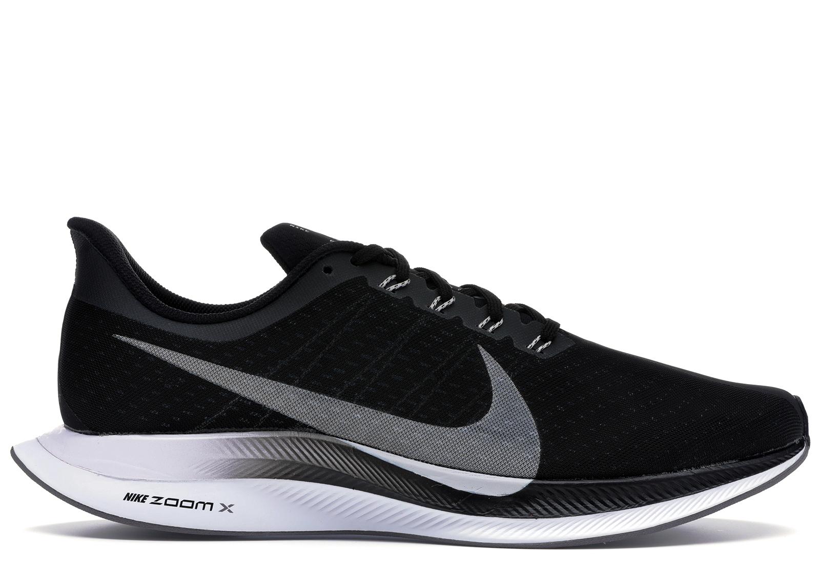Nike Zoom Pegasus 35 Turbo Black Vast Grey - AJ4114-001