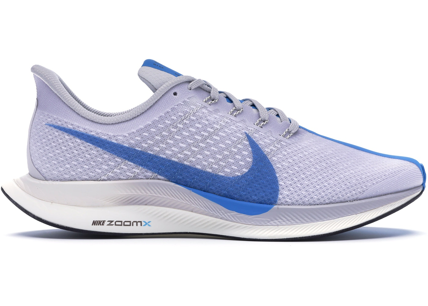sports shoes 0dc9c 9f583 Nike Zoom Pegasus 35 Turbo White Blue Hero