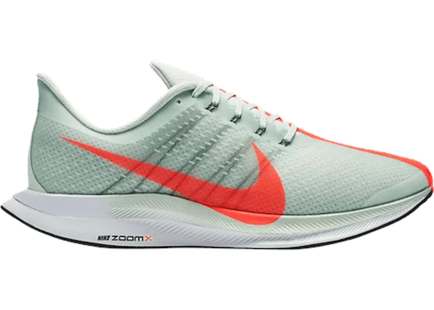 Nike Zoom Pegasus Turbo Wolf Grey Hot Punch — HypeAnalyzer