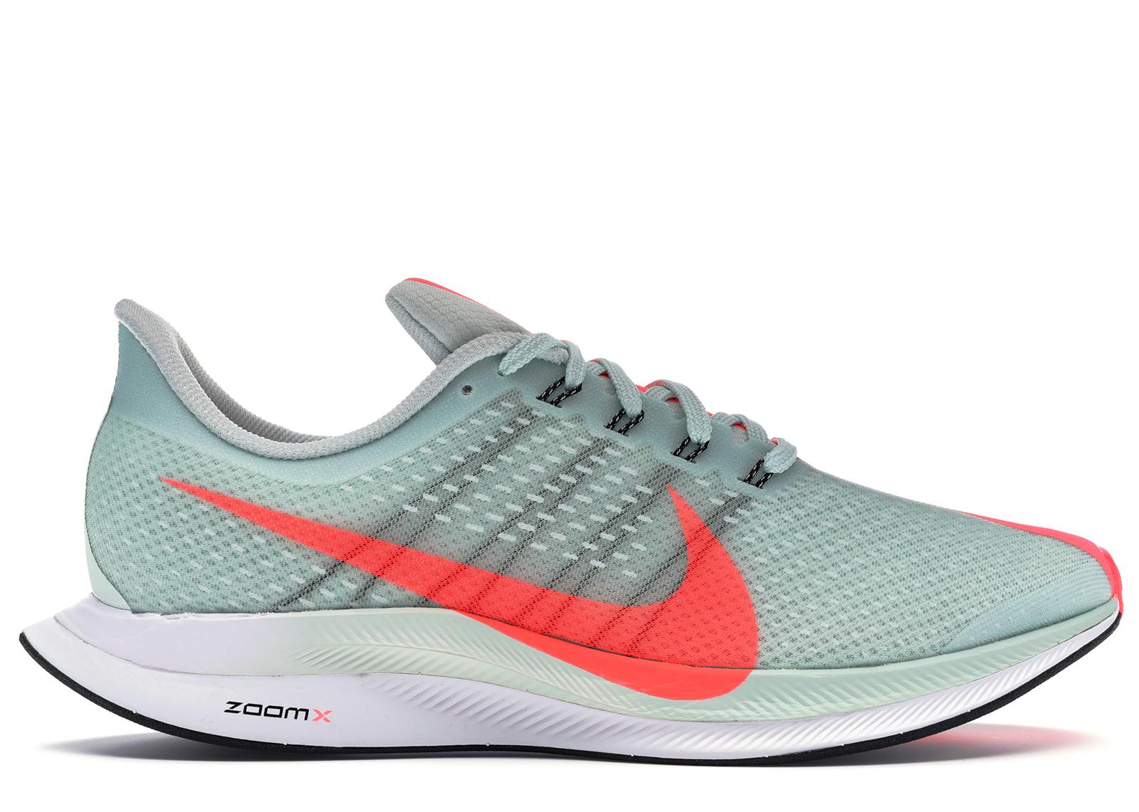 Nike Zoom Pegasus 35 Turbo Wolf Grey Hot Punch