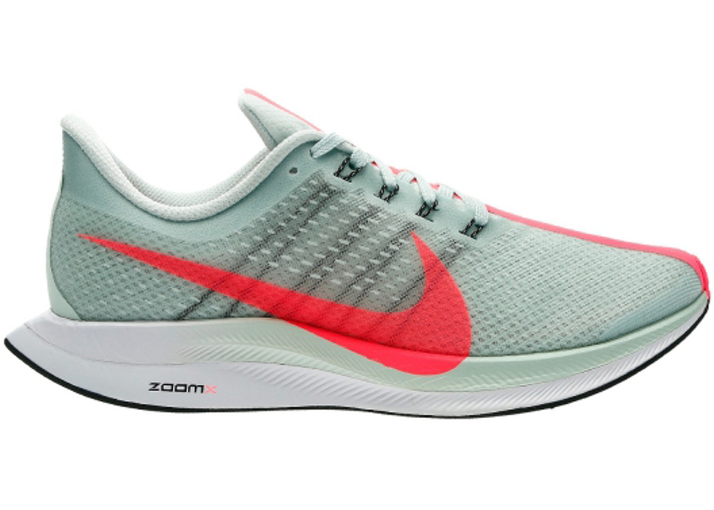 hot sales efac6 0d3a2 Nike Zoom Pegasus 35 Turbo Wolf Grey Hot Punch (W)