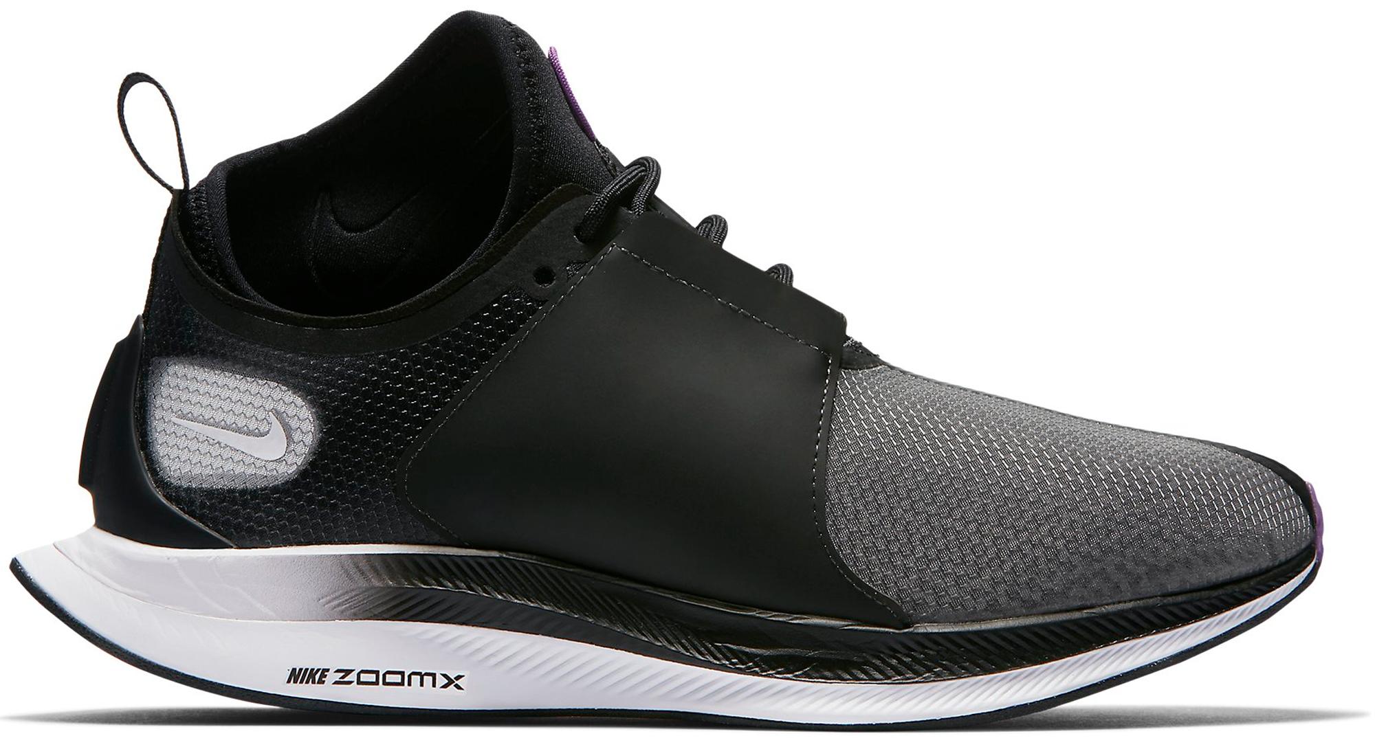 Nike Zoom Pegasus Turbo XX Black Bright Violet (W)