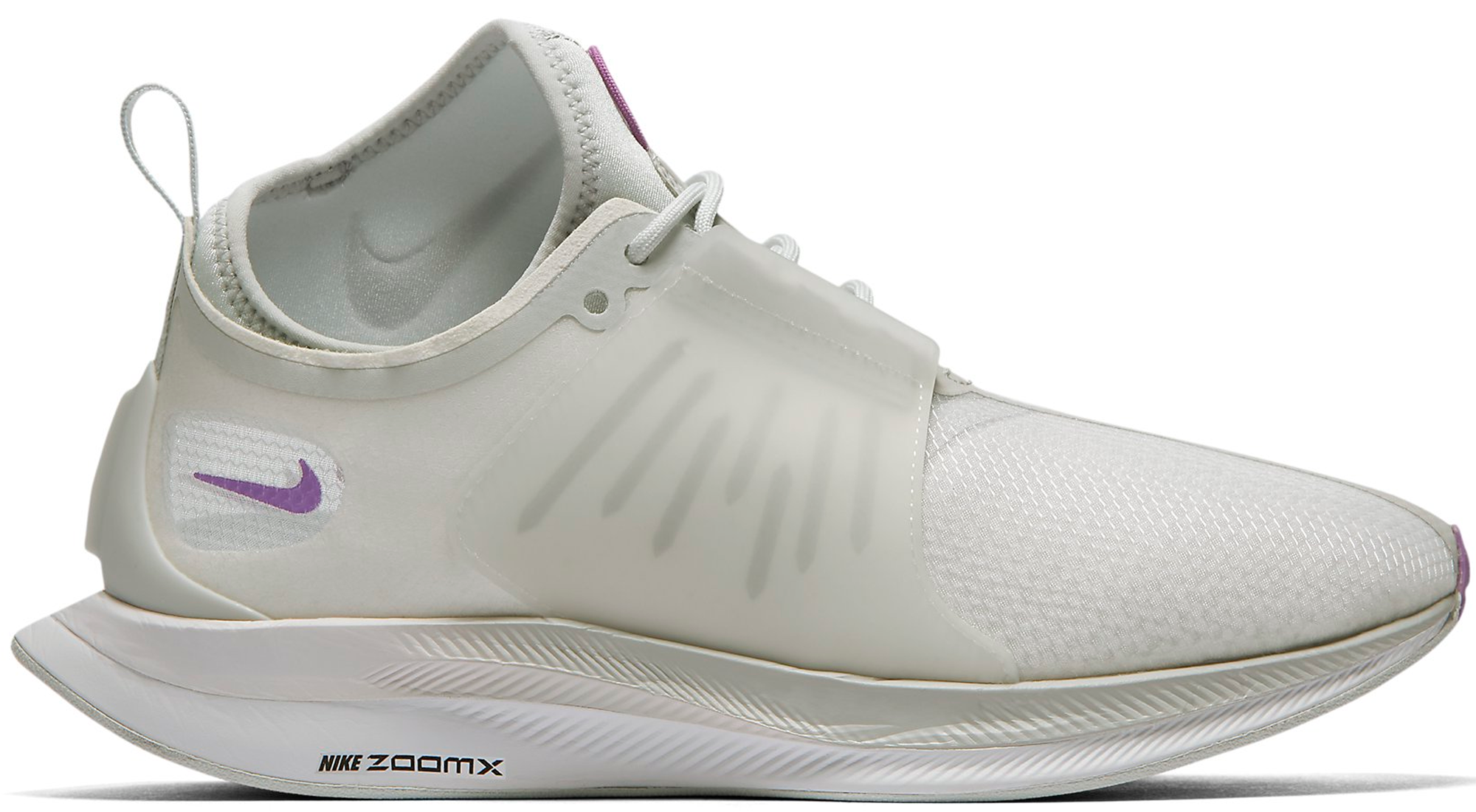 Nike Zoom Pegasus Turbo XX Pure Platinum Bright Violet (W)
