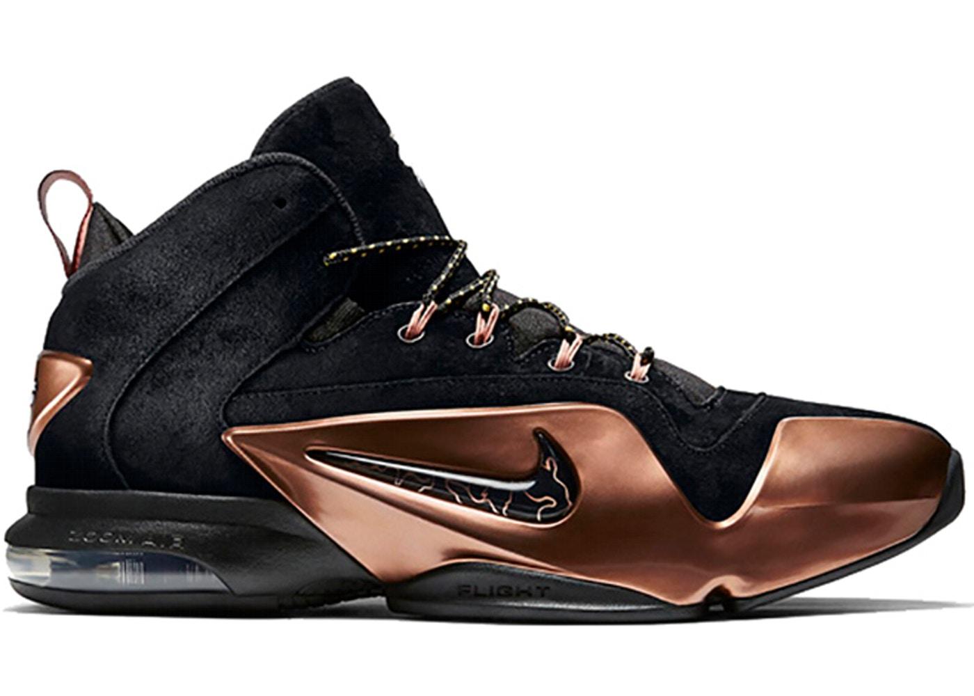 best website 46127 b225c Nike Zoom Penny 6 Copper