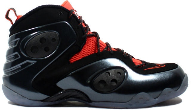 Nike Zoom Rookie HOH Black Orange