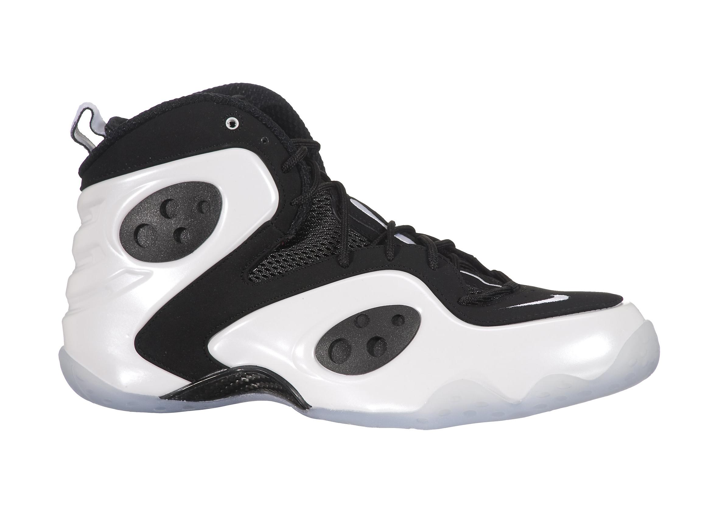 Nike Zoom Rookie White Black - 472688-100