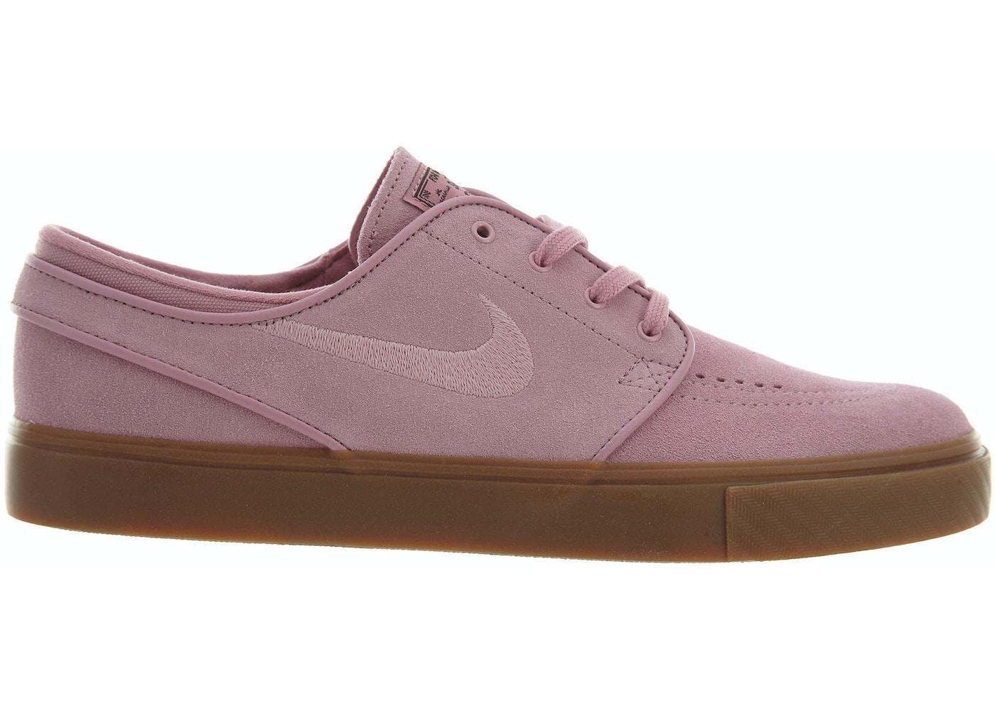 5d8eb9c0a Nike Zoom Stefan Janoski Elemental Pink Elemental Pink - 333824-604