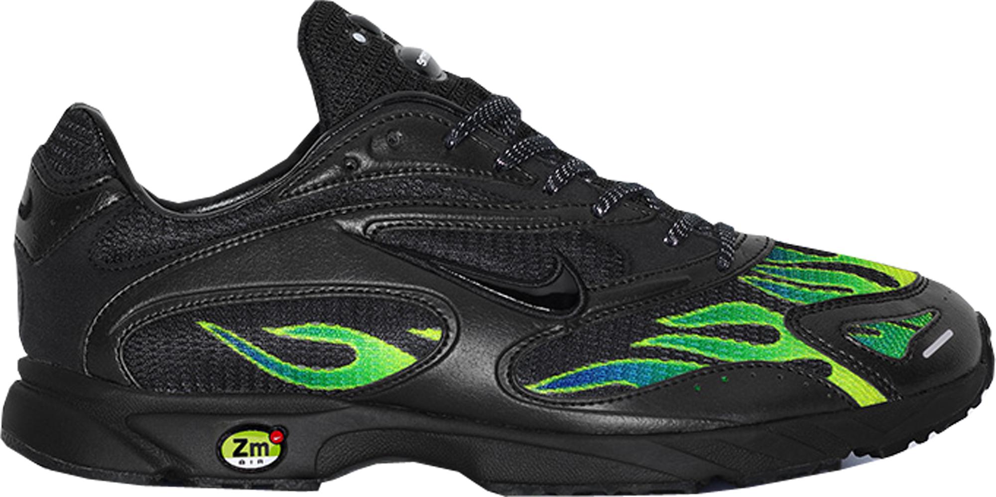 Nike Zoom Streak Spectrum Plus Supreme Black