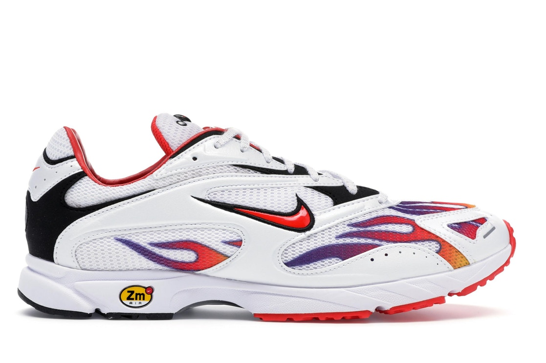 Nike Zoom Streak Spectrum Plus Supreme White