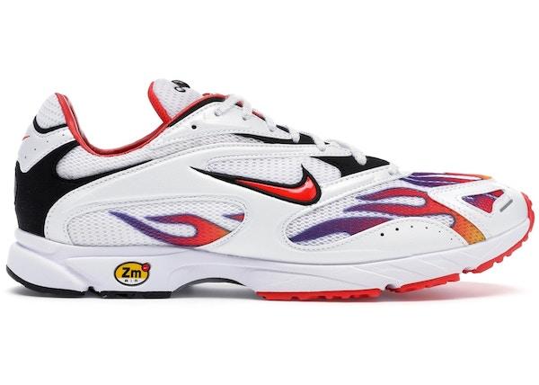 Nike Zoom Streak Spectrum Plus Supreme White - AQ1279-100 0c253ef7c