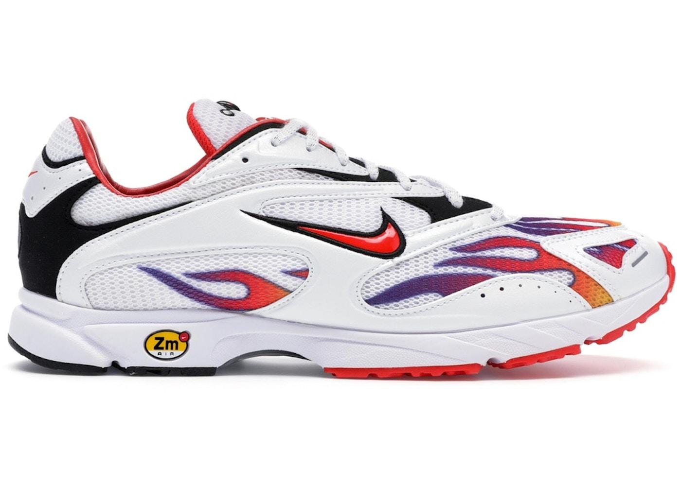 new product 78404 cfecc Nike Zoom Streak Spectrum Plus Supreme White