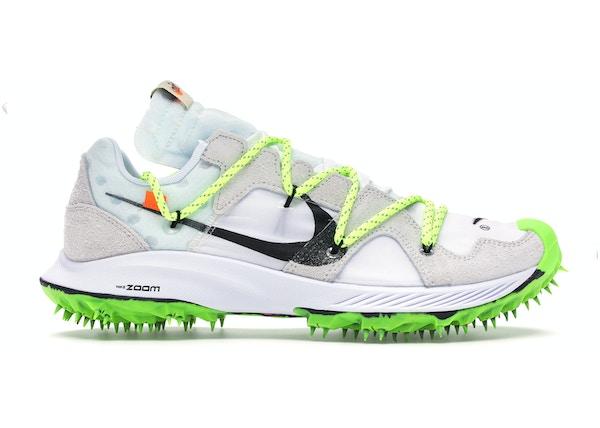 3e373729 Nike Zoom Terra Kiger 5 Off-White White (W) - CD8179-100