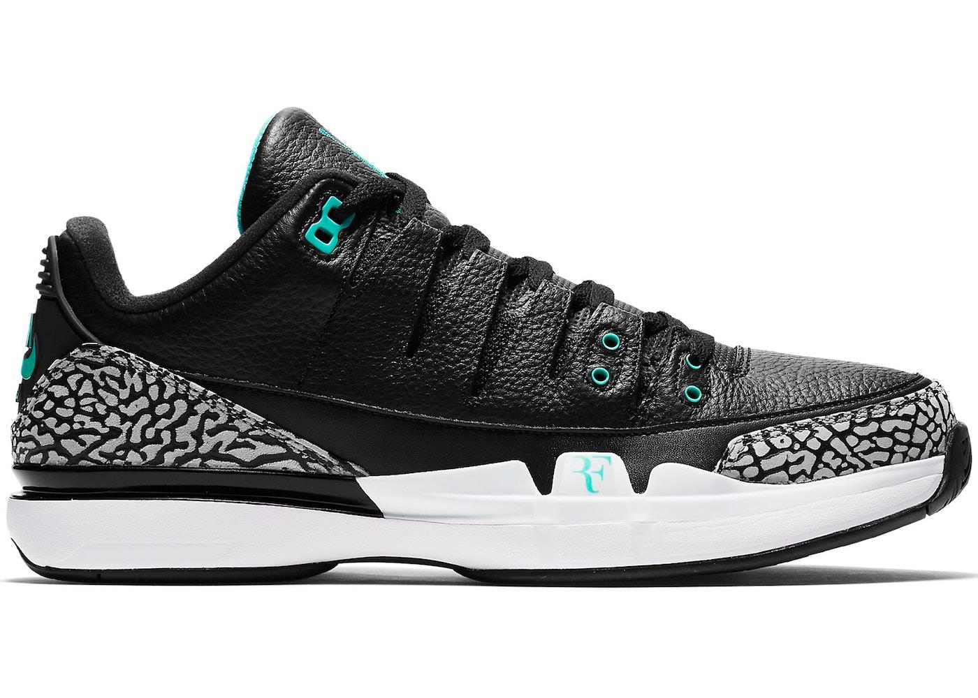 Nike Zoom Vapor AJ3 Atmos Jade - 709998-031 02f3401f3