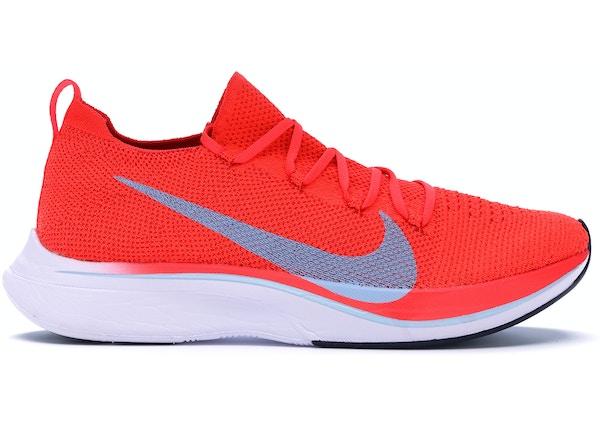 1c8e27fb92da7 Nike Zoom VaporFly 4% Flyknit Bright Crimson - AJ3857-600