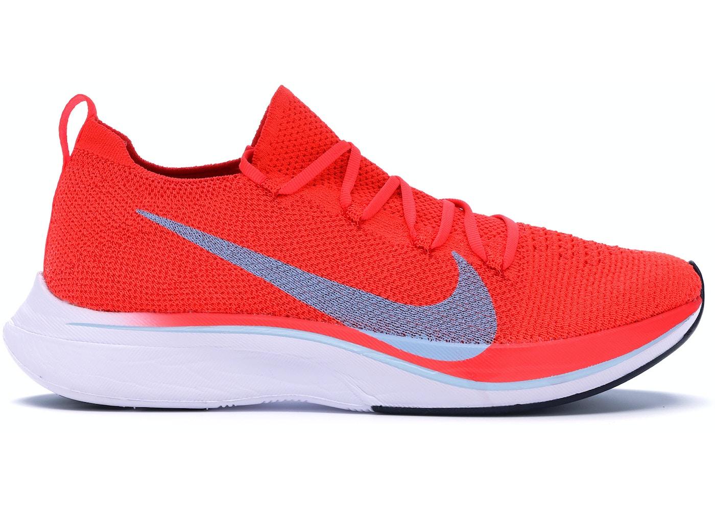 b01b67627c1b Nike Zoom VaporFly 4% Flyknit Bright Crimson - AJ3857-600
