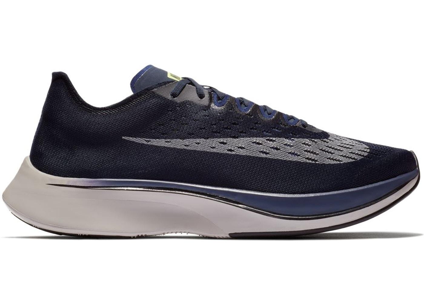 NEW Nike Zoom Vaporfly 4% Obsidian Size 9.5