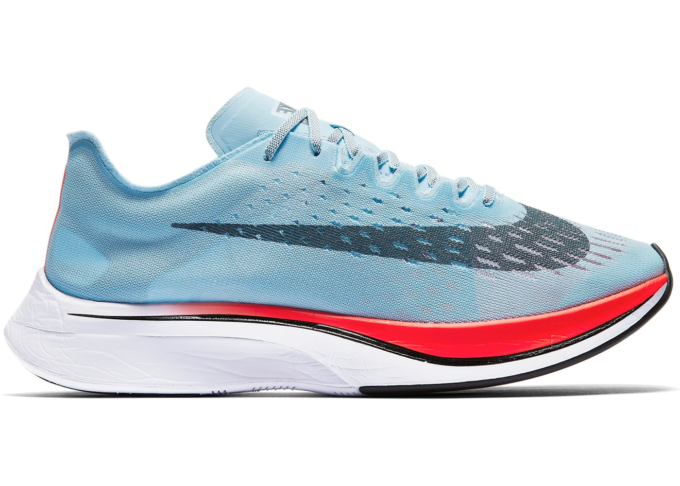 56fad263e3b59 Sell. or Ask. Size  11. View All Bids. Nike Zoom Vaporfly 4% Ice Blue