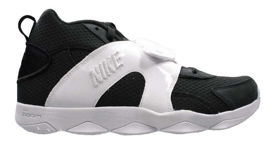 Nike Zoom Veer Black White-White