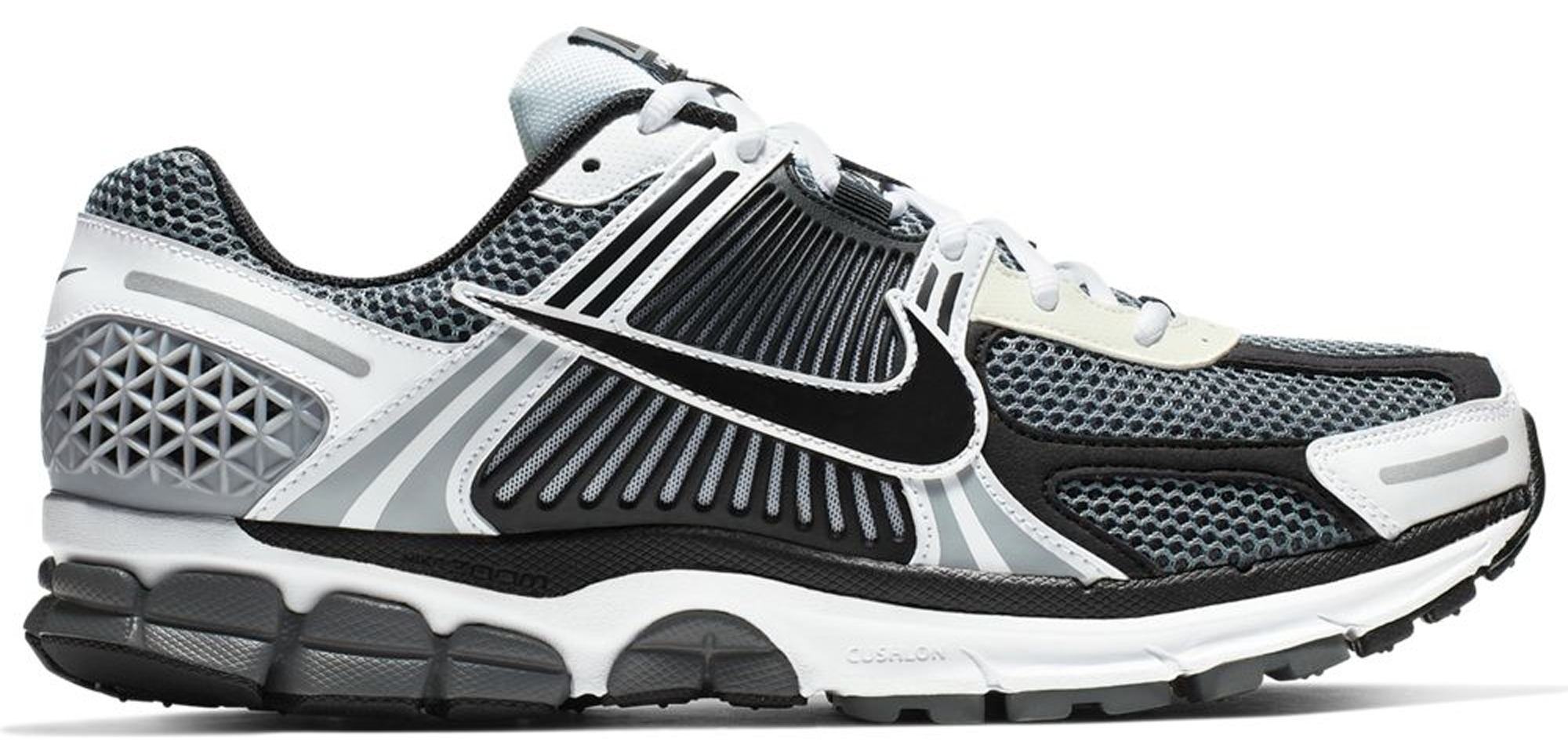 Nike Zoom Vomero 5 Dark Grey Black White by Stock X