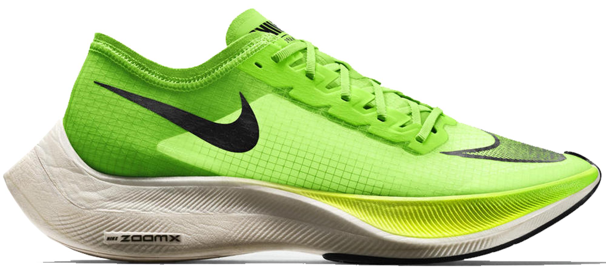 Nike ZoomX Vaporfly Next% Volt - AO4568-300