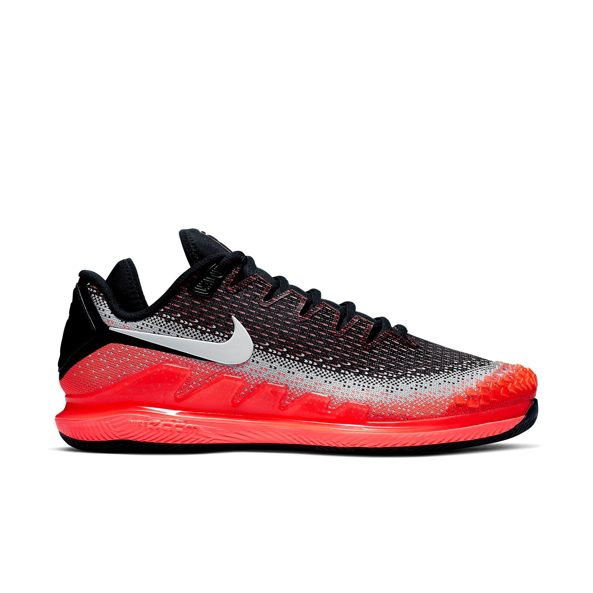 NikeCourt Air Zoom Vapor TC Knit Hot