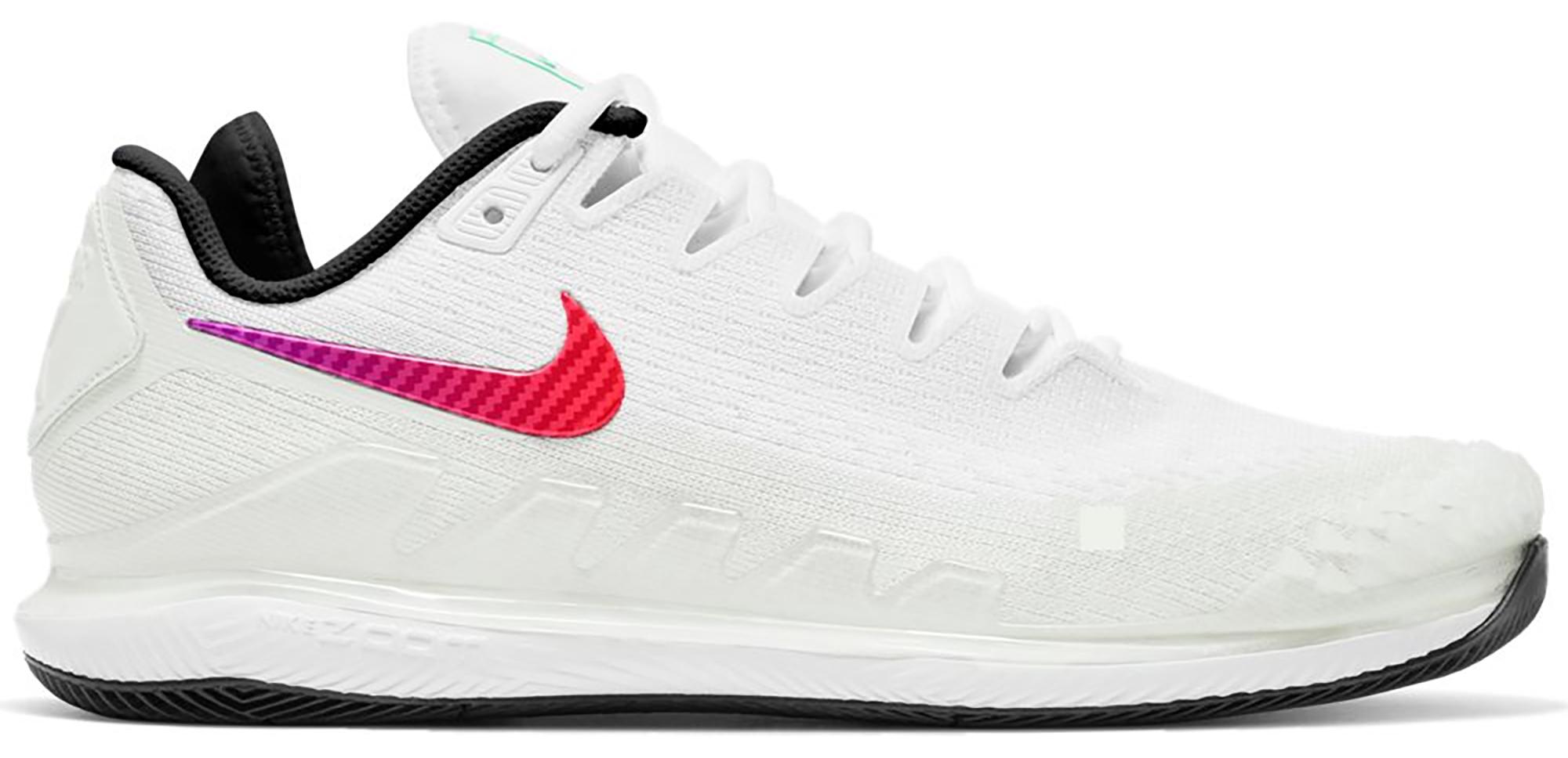 NikeCourt Air Zoom Vapor x Knit White