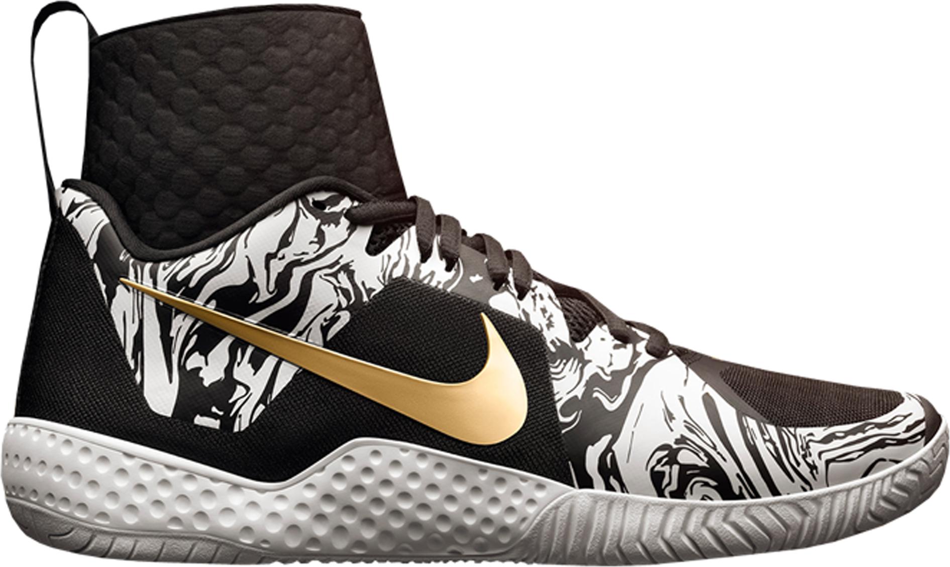 Nike Court Flare BHM 2017 (W) - 848453-100