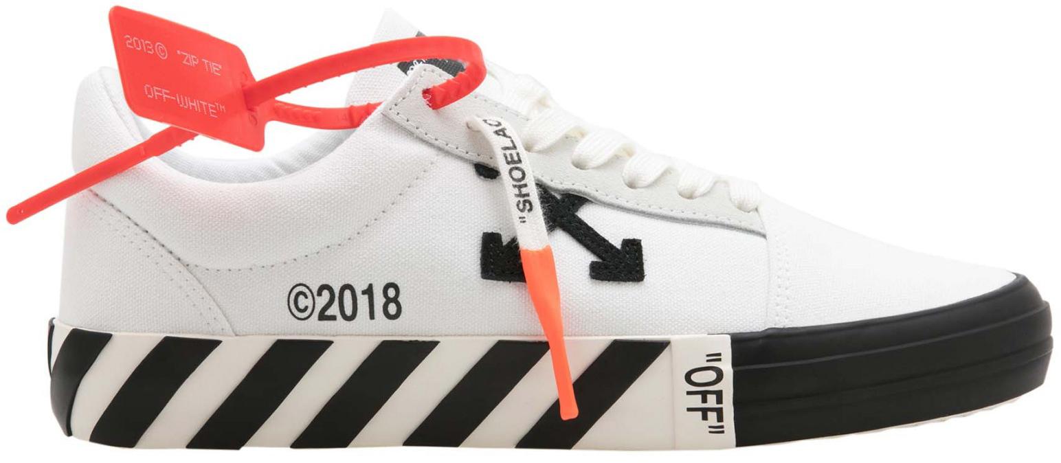 Low White Top Stripesw Vulc Blackupdated Off OkZuXPiT