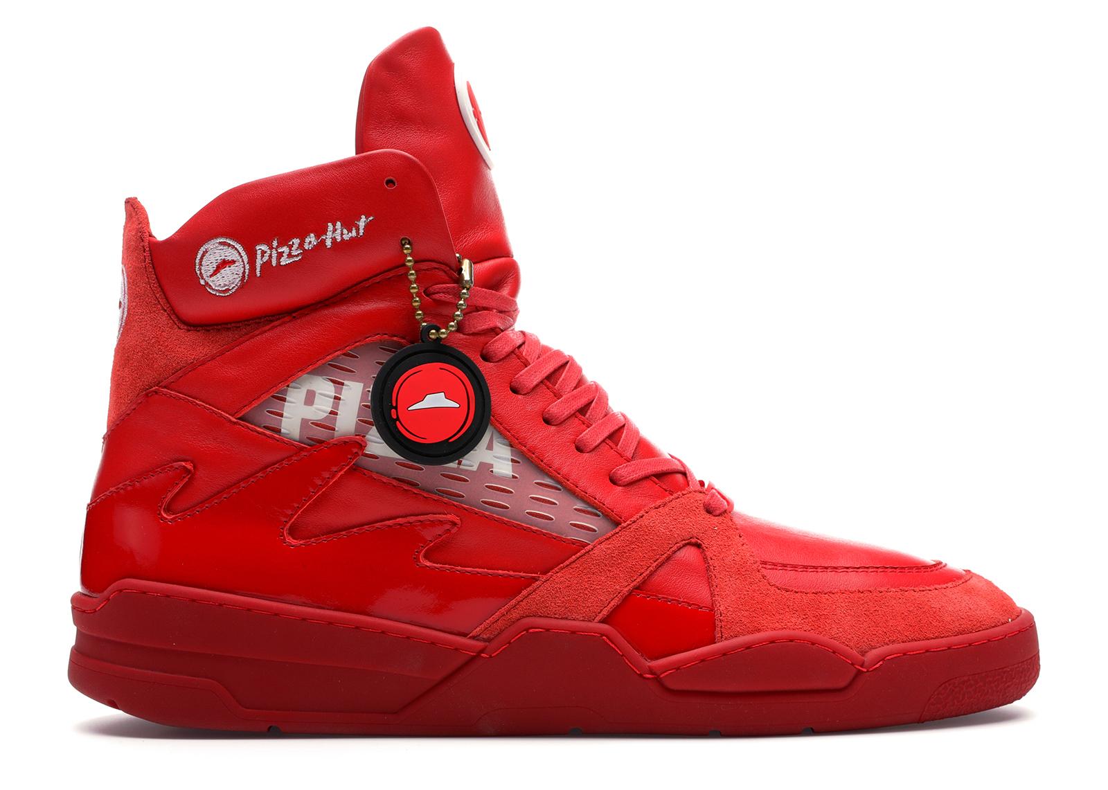 Pizza Hut Pie Tops II Red - Sneakers