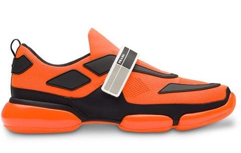 Prada Cloudbust Neon Orange