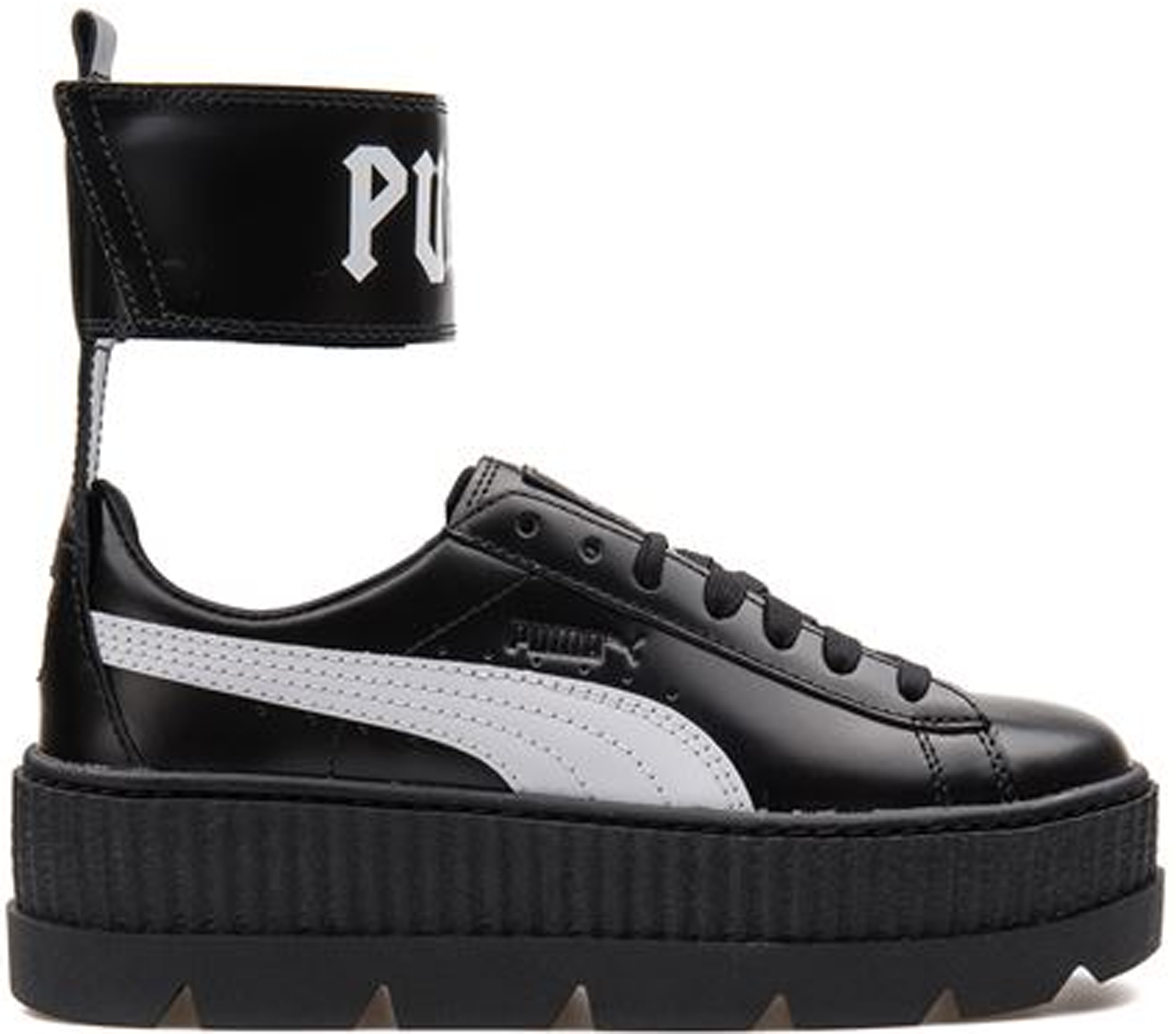 puma shoes with ankle strap