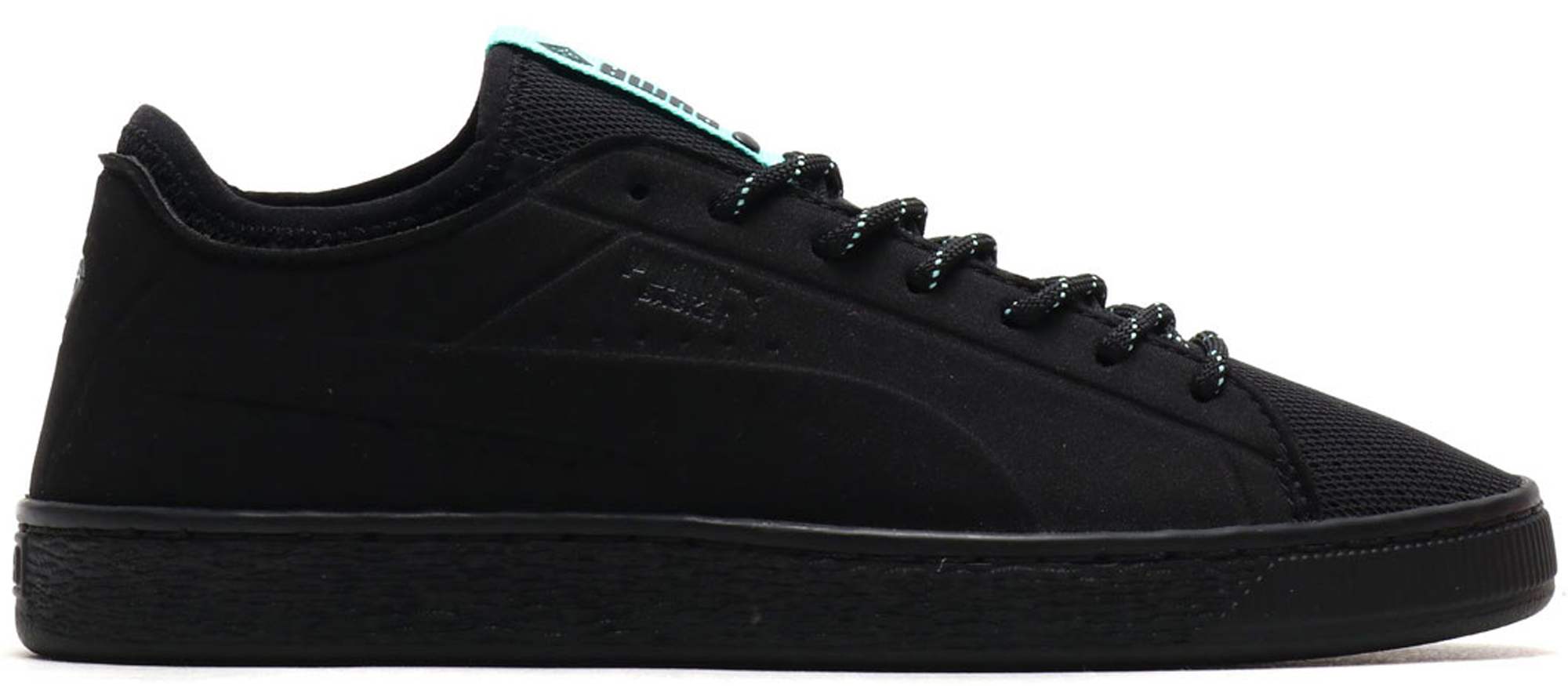 BASKET SOCK DIAMOND - Sneaker low - black