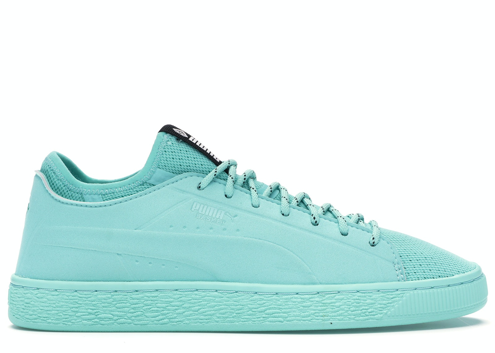 Puma Basket Sock Lo Diamond Supply Co Blue