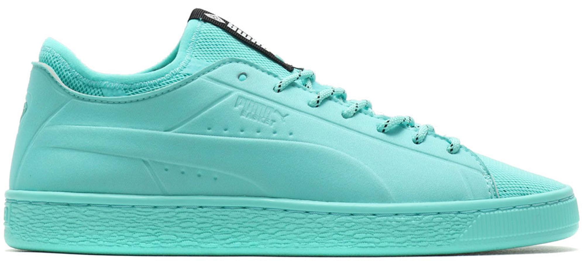Puma Basket Sock Lo Diamond Supply Co Blue