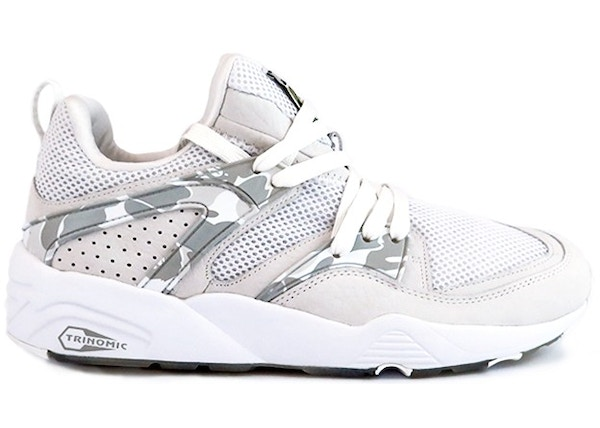 747628100eaee2 Puma Blaze of Glory Bape Camo White - 358844-01