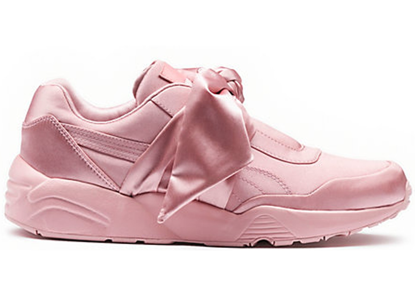 uk availability a2bcb d7f85 Puma Bow Rihanna Fenty Pink (W)