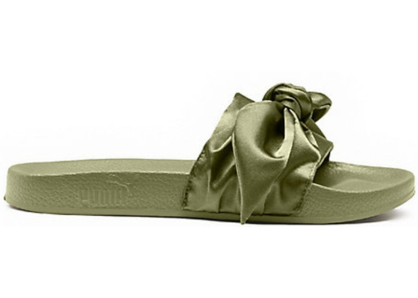 Puma Bow Slide Rihanna Fenty Olive (W)