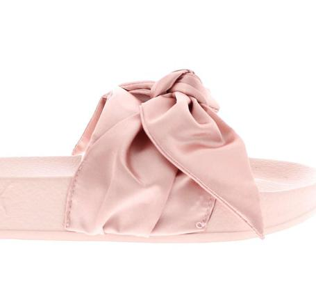 Puma Bow Slide Rihanna Fenty Pink (W