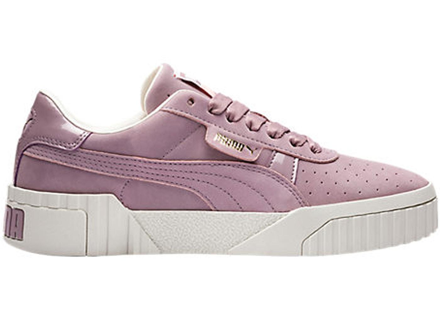 f08d080cf14383 Puma Cali Nubuck Purple (W) - 369161-02