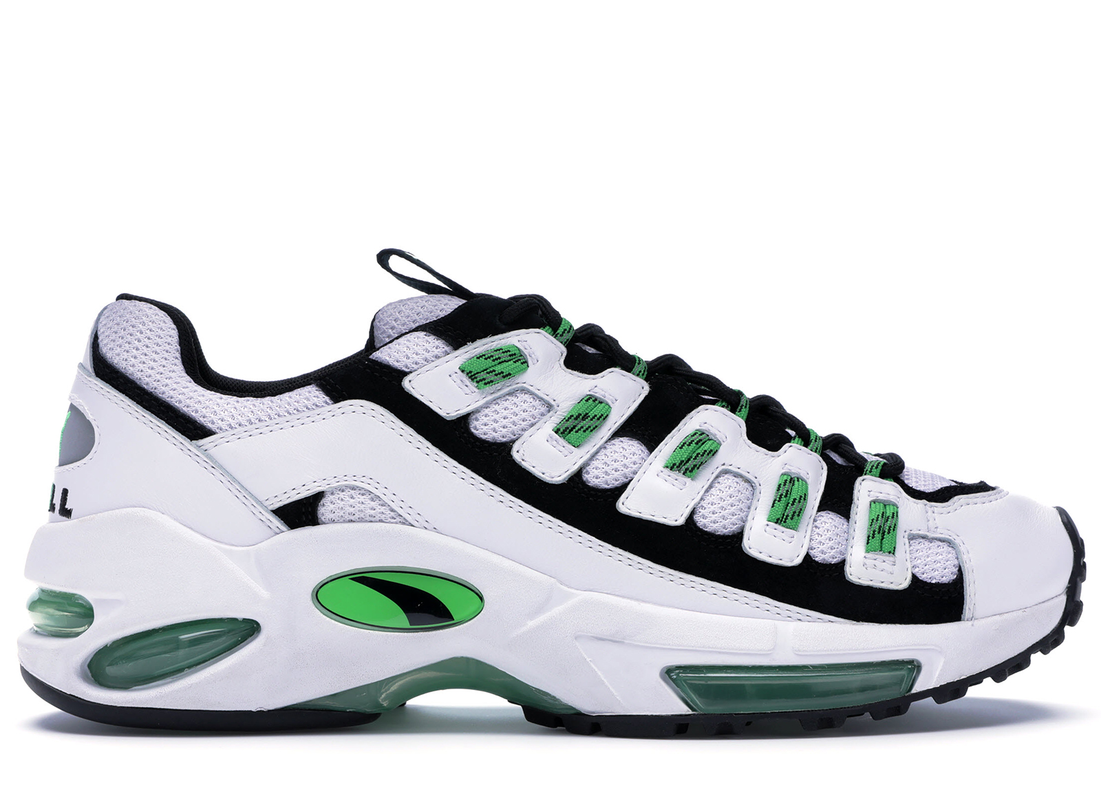 Puma Cell Endura White Black Green