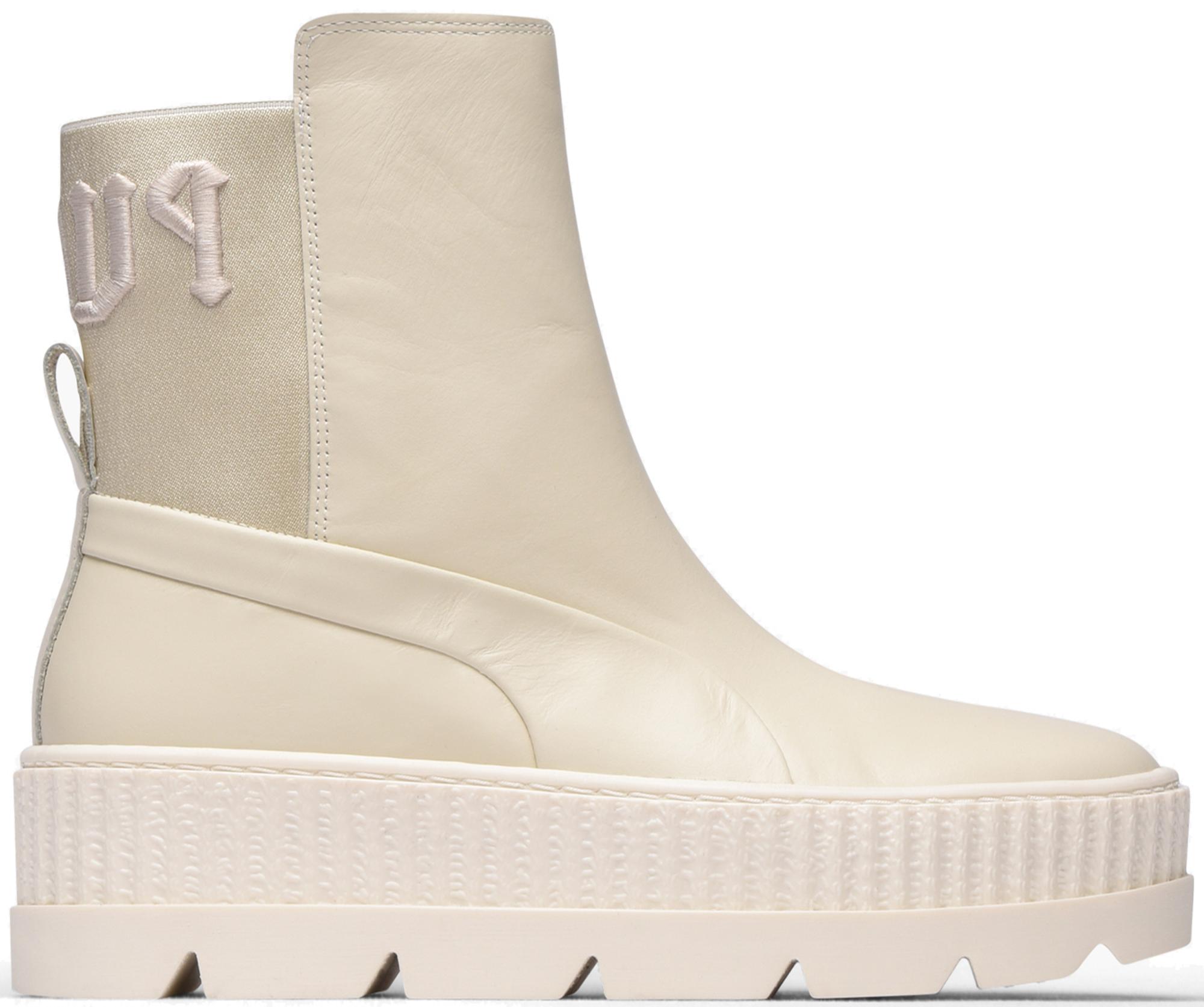 Puma Chelsea Sneaker Boot Rihanna Fenty Vanilla Ice (W)