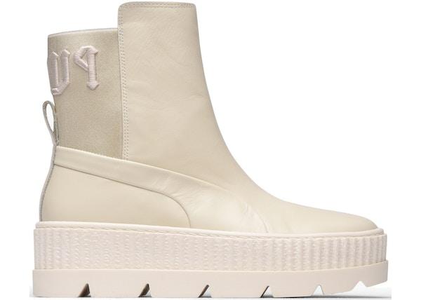 online store 0c90e aca55 Puma Chelsea Sneaker Boot Rihanna Fenty Vanilla Ice (W)