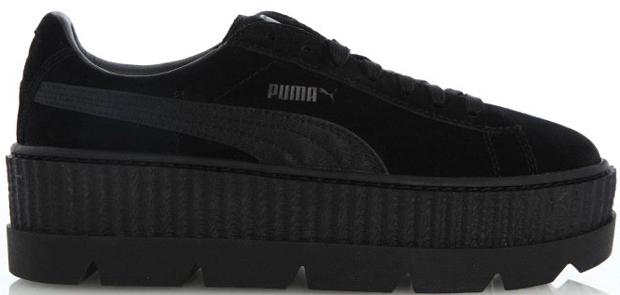 Puma Cleated Creeper Rihanna Fenty Black (W)