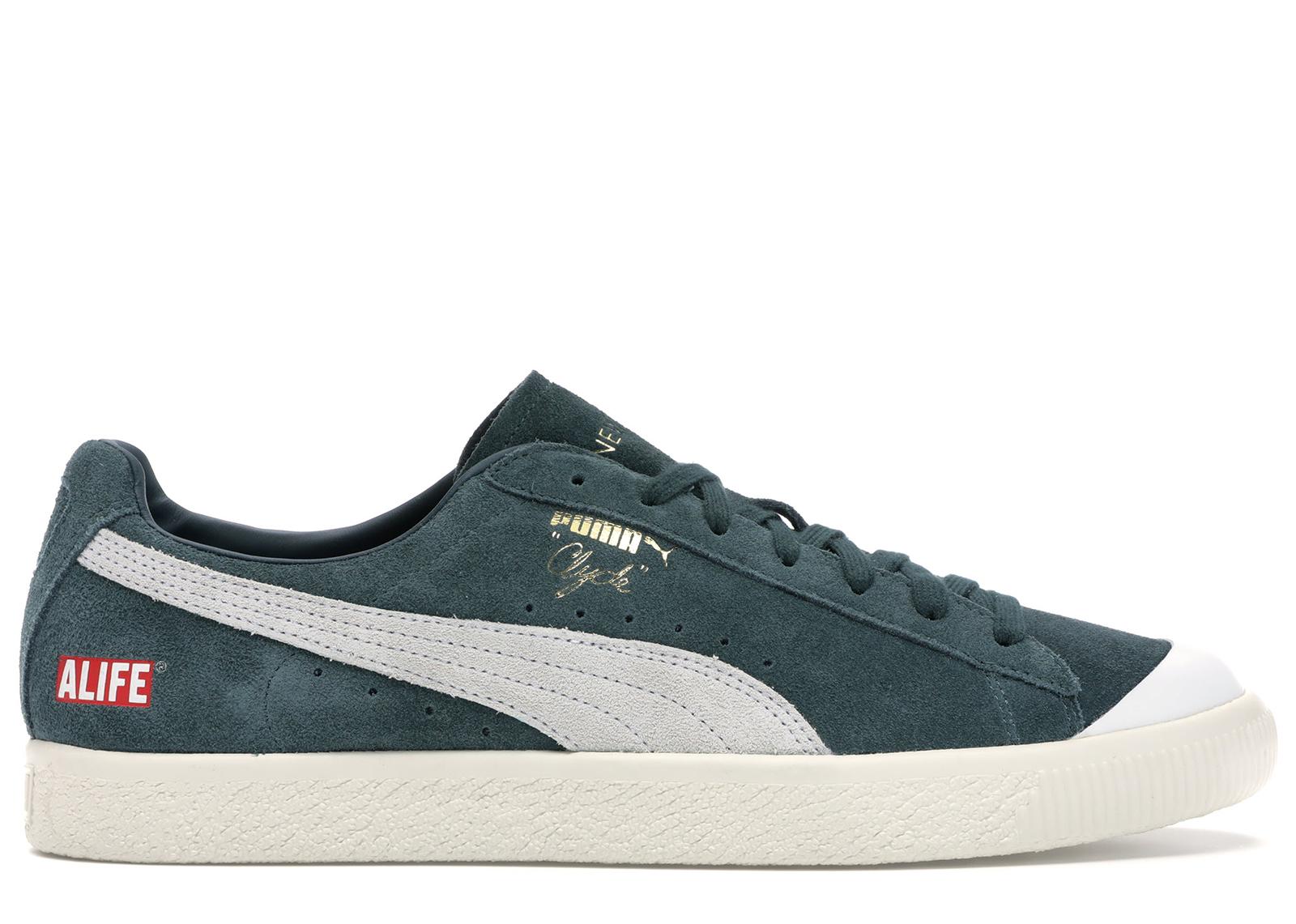 Puma Clyde Alife New York Green - 365924-01