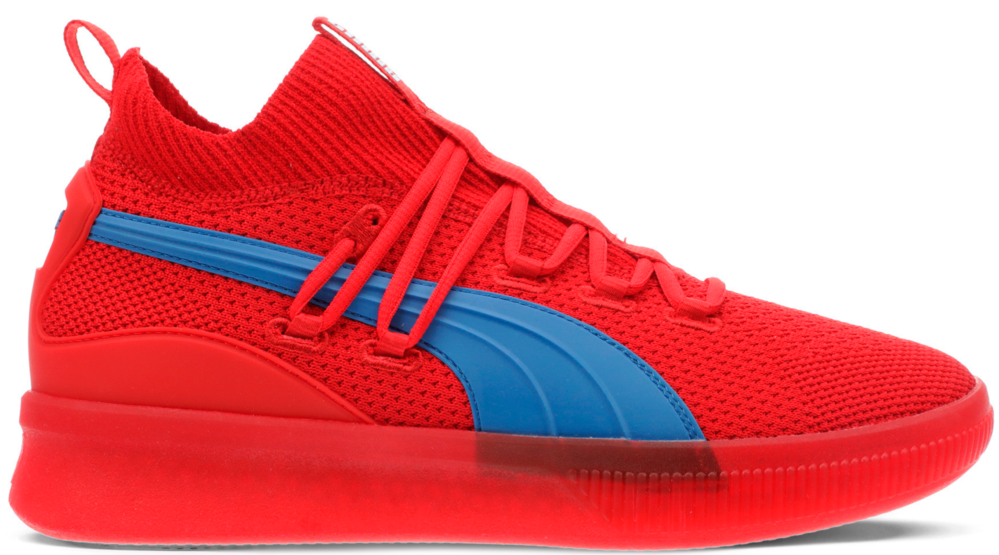 huge discount bc61a b2e64 Clyde Court City Pack Los Angeles Clippers in High Risk Red/Strong Blue