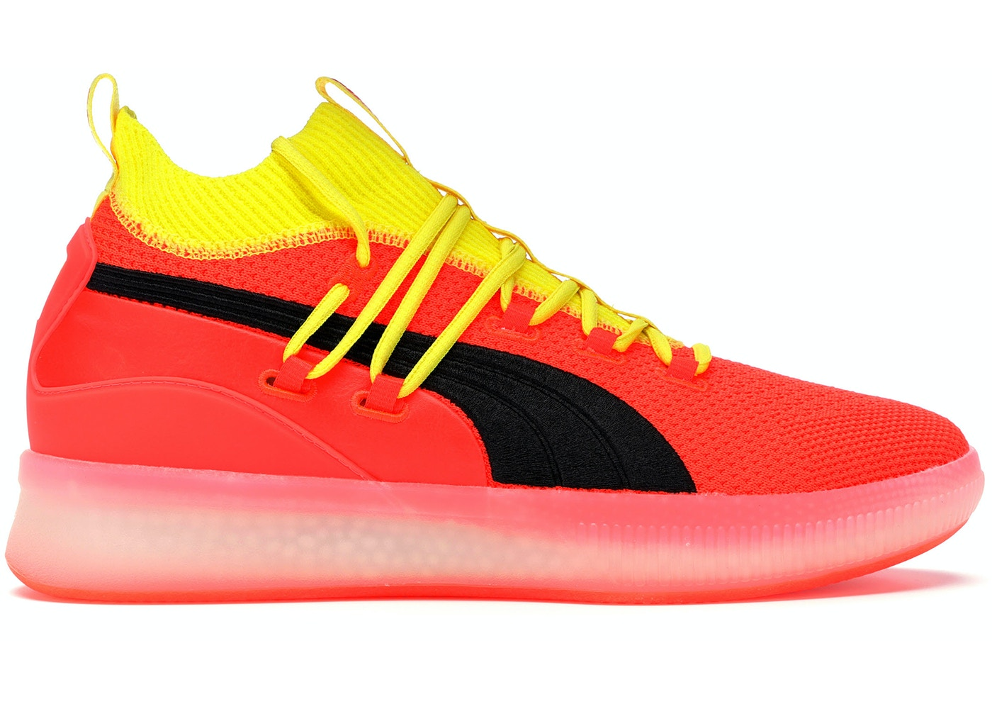 best loved f2dc8 d02cb Puma Clyde Court Disrupt Red Blast