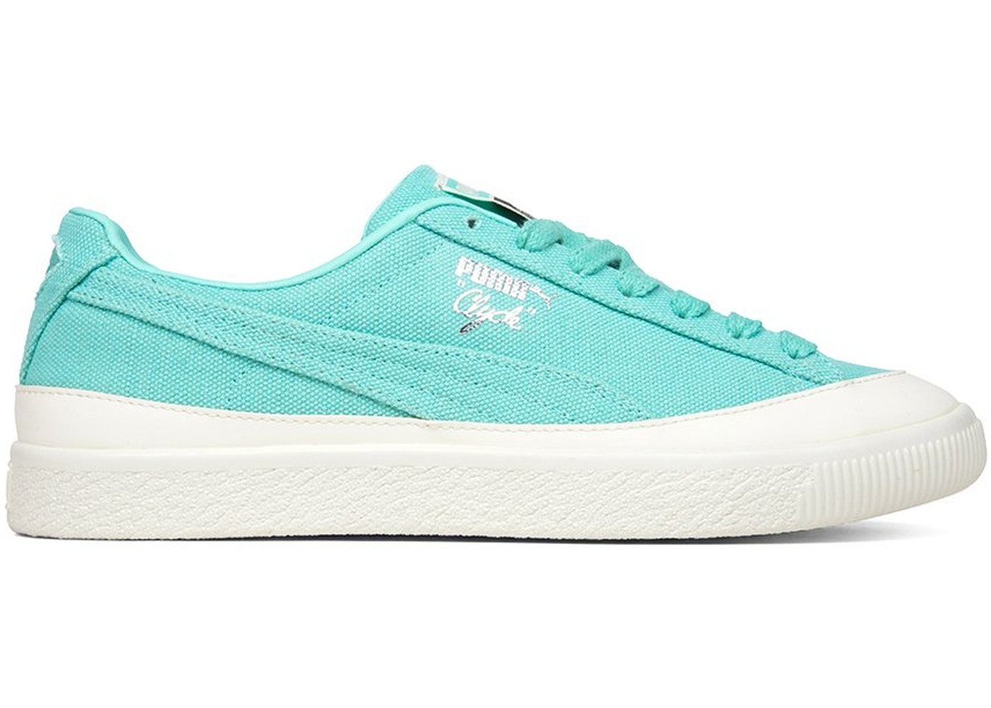 x Diamond Supply Co Clyde in Teal. - size 9 (also in 10,10.5,11,12,7,7.5,8,8.5,9.5) Puma