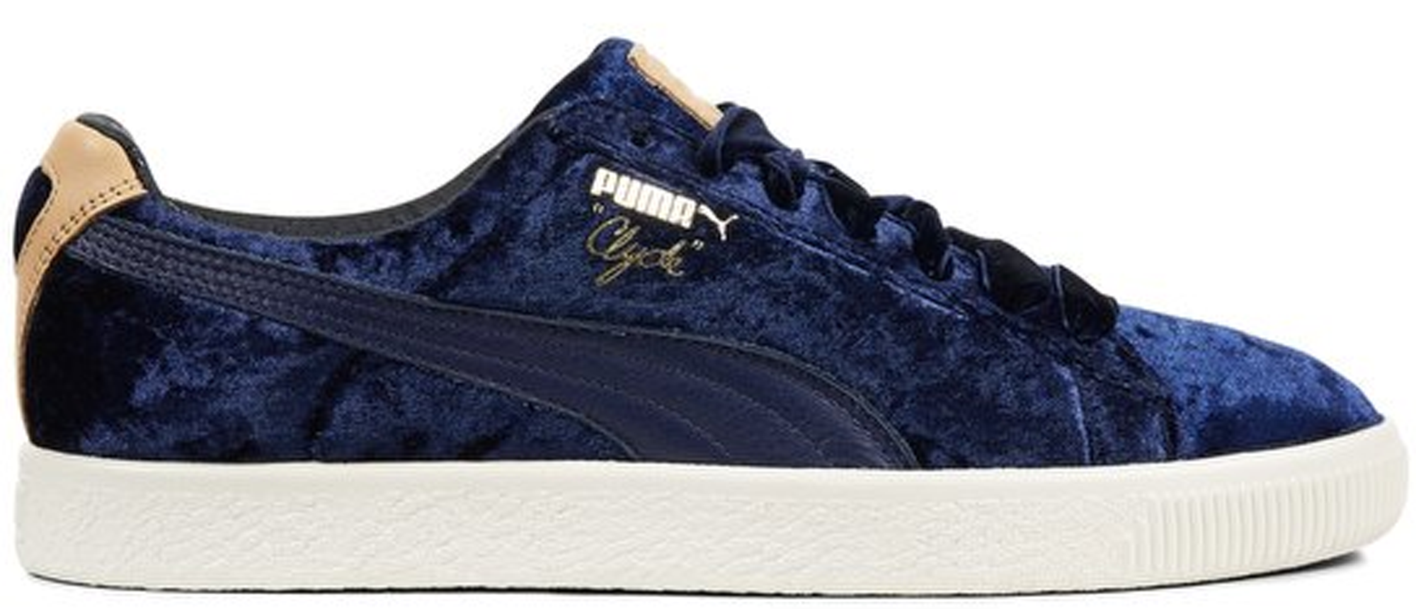 Puma Clyde Extra Butter Kings Of New York Peacoat