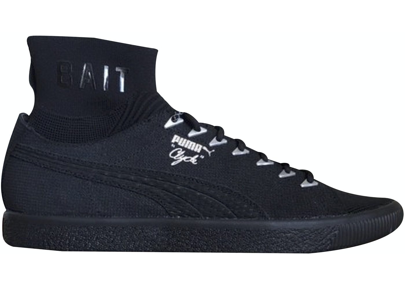 a0dd68058 Sell. or Ask. Size  9.5. View All Bids. Puma Clyde Sock Bait Marvel Black  Panther