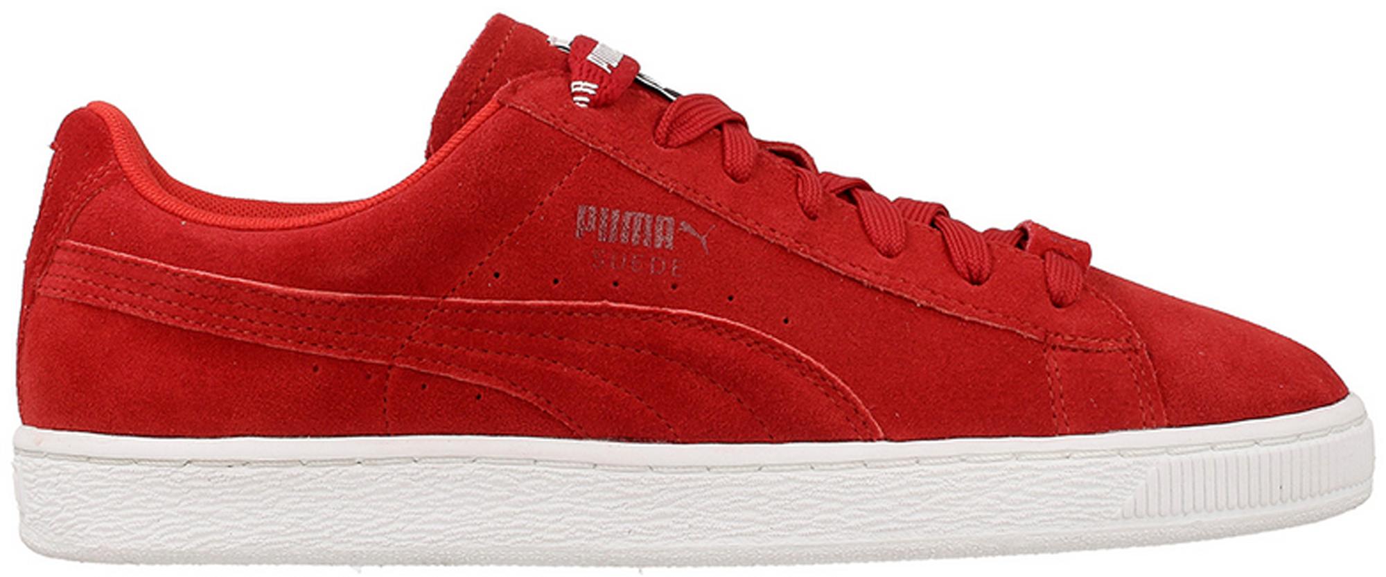 Puma Clyde Trapstar Red - 361500-02